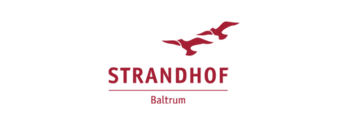 Logo: Strandhof Baltrum